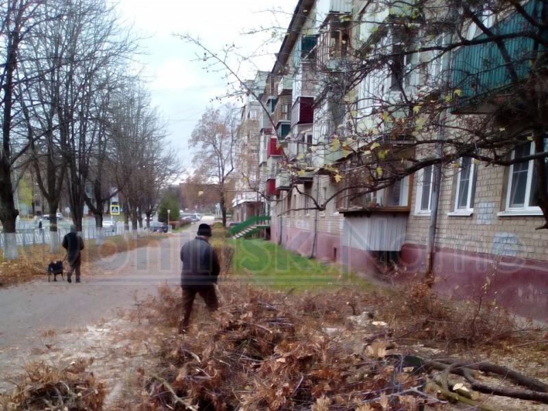 Администрация МО Город Обнинск  Управляющие организации