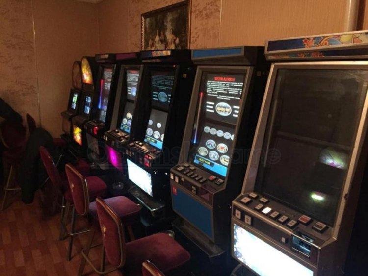 Игровые автоматы atari