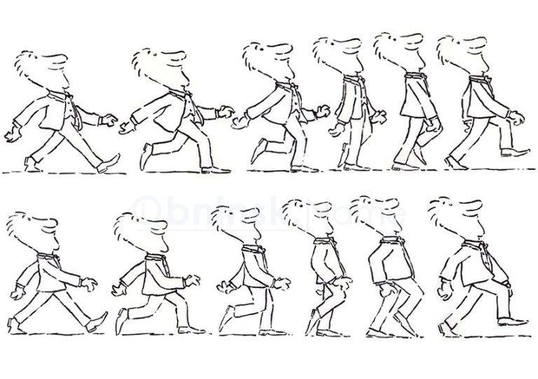 анимация в движении примеры расписание уроков будет