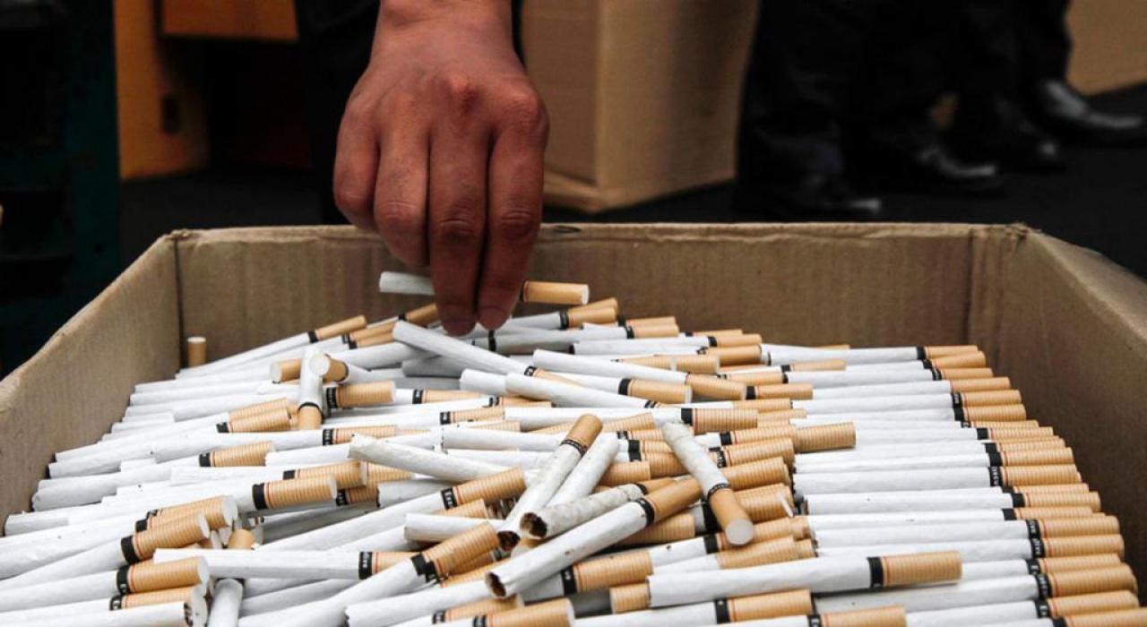 Реализация табачных изделий без акциза куплю сигареты через интернет