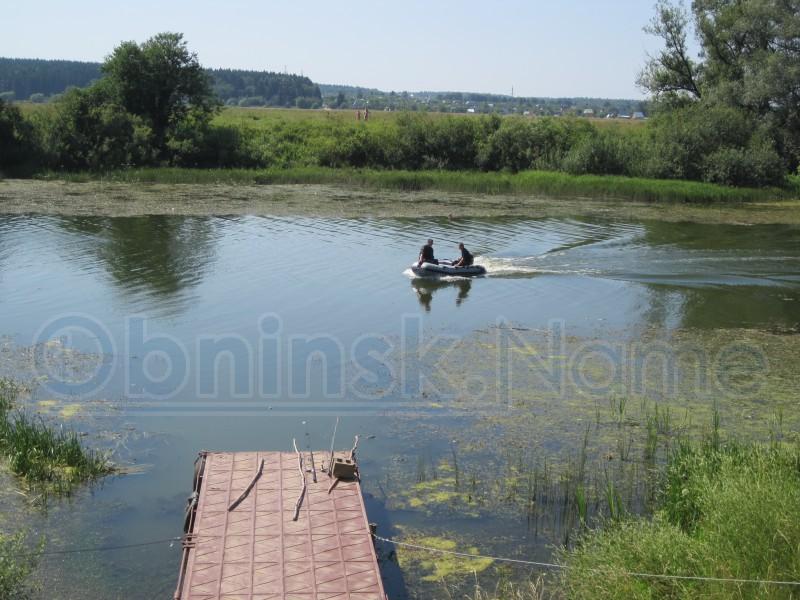 рыбалка на боровском водохранилище